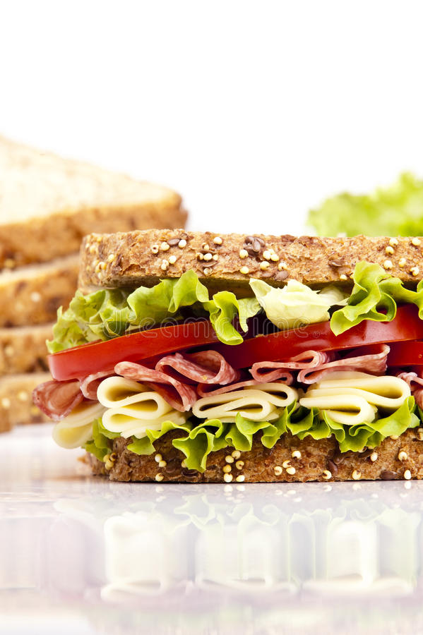 Download Sandwich Royalty Free Stock Images - Image: 13931289