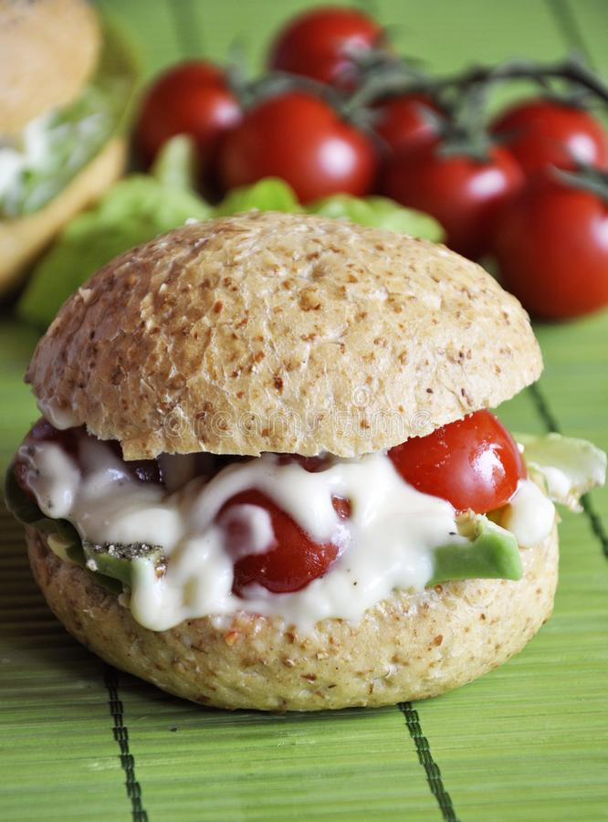 Download Sandwich stock image. Image of healthy, dietary, healthful - 19463363