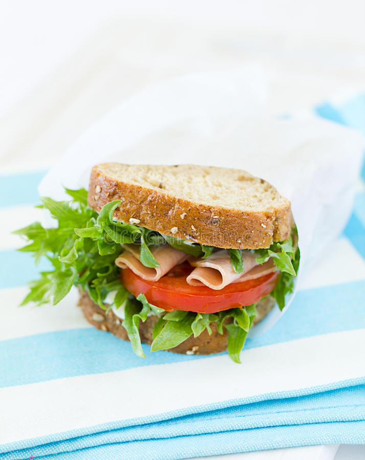 Download Sandwich Royalty Free Stock Photos - Image: 19974088