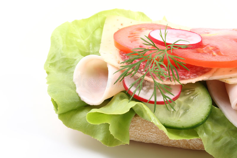 Download Sandwich stock photo. Image of delicious, lettuce, lifestyle - 2311224