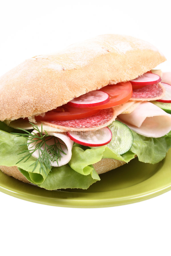 Download Sandwich Stock Photo - Image: 2311390