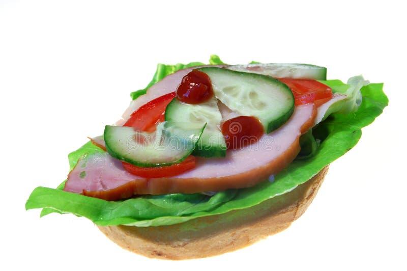 Sandwich #5 lizenzfreie stockbilder