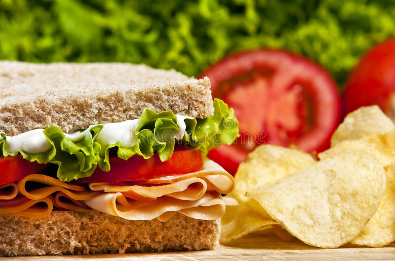 Sandwich royalty free stock photography