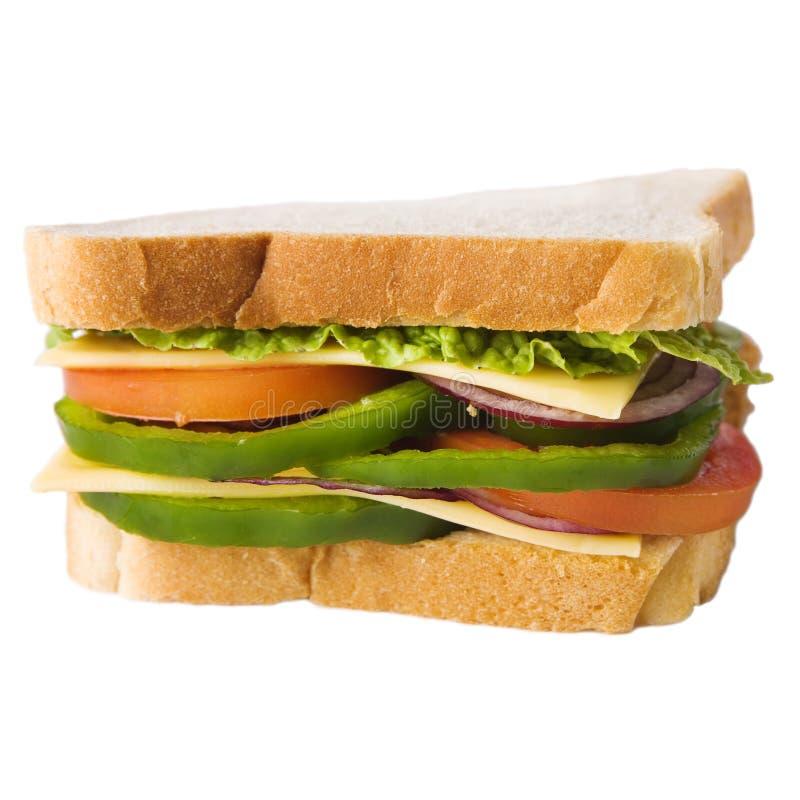 Sandwich avec du fromage photos stock