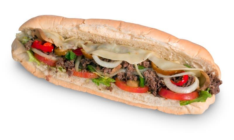 Sandwich cubain images stock