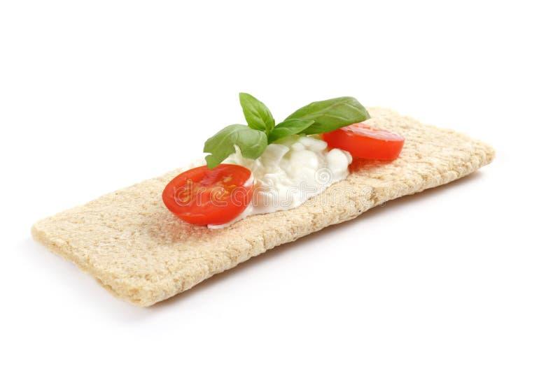 Sandwich diététique photos libres de droits