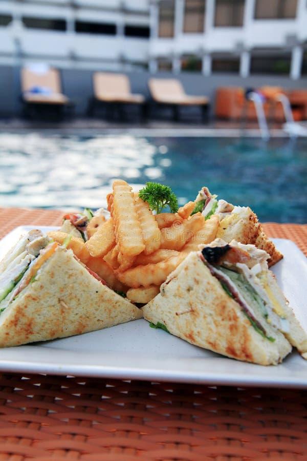 Sandwich Food Royalty Free Stock Image
