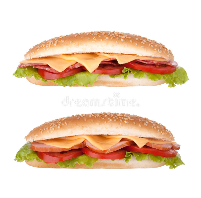 Download Sandwich food stock image. Image of beverage, classic - 26108677