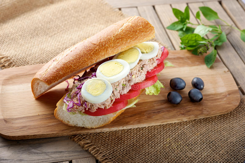 Download Sandwich stock image. Image of olives, nutrition, delicious - 33270097