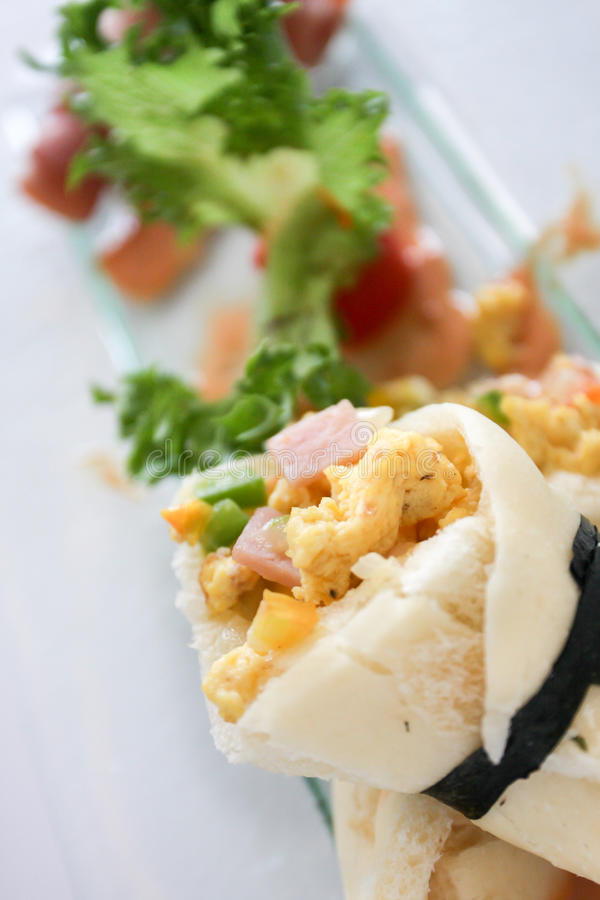 Download Sandwich Roll Royalty Free Stock Photo - Image: 26615095