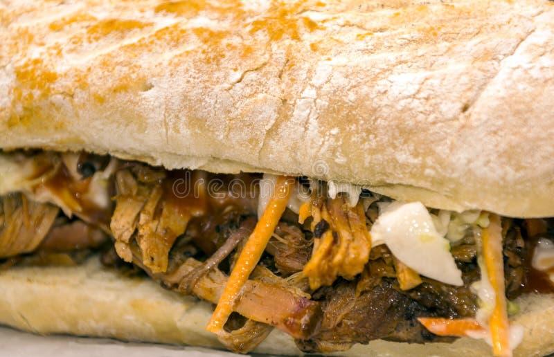 Sandwich ? viande photos stock
