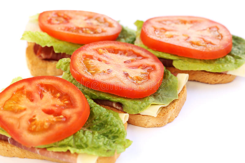 Download Sandwiches stock photo. Image of lettuce, eating, breakfast - 31927636