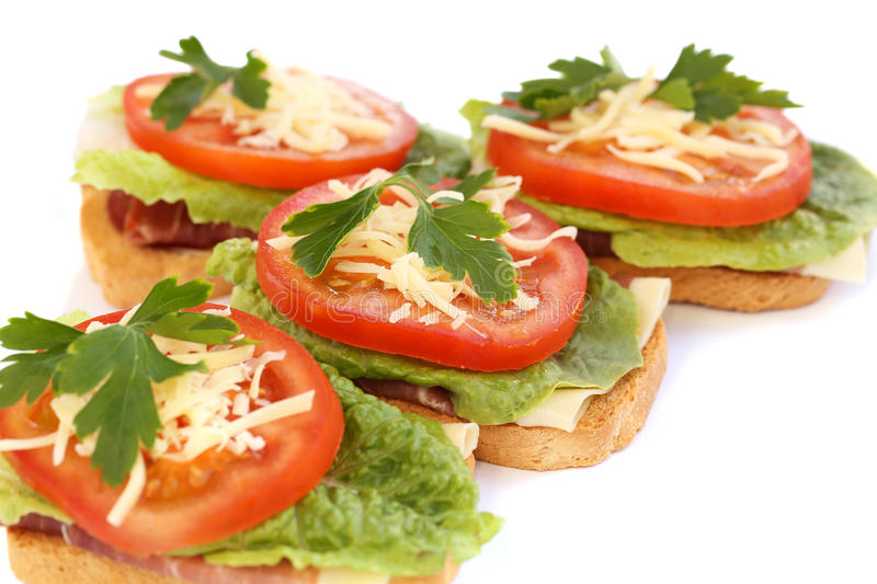 Download Sandwiches Stock Photo - Image: 31773030