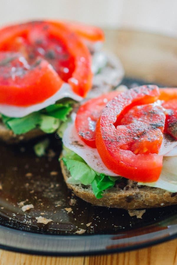 Sandwiches With Tomato Free Public Domain Cc0 Image