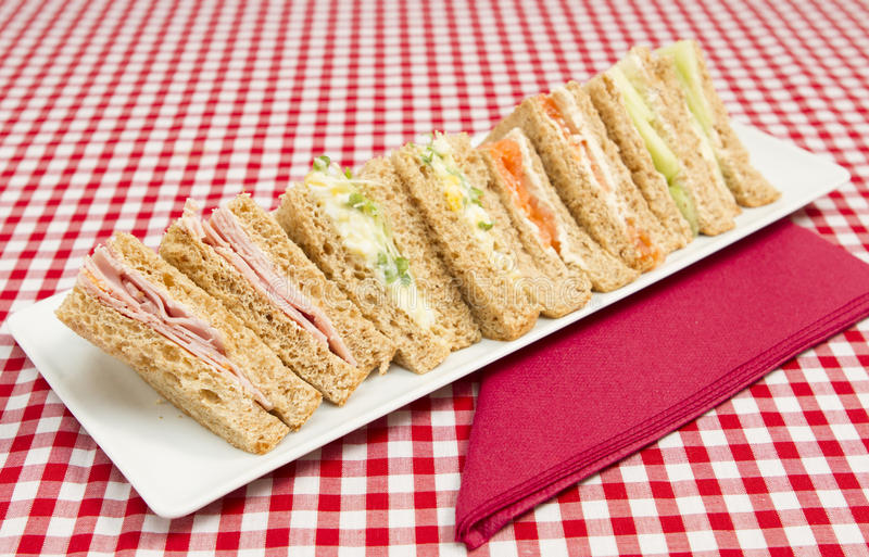 Sandwichs photos stock