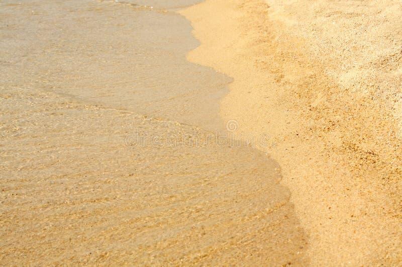 Download Sandy beach stock image. Image of glow, coast, waves - 11403511