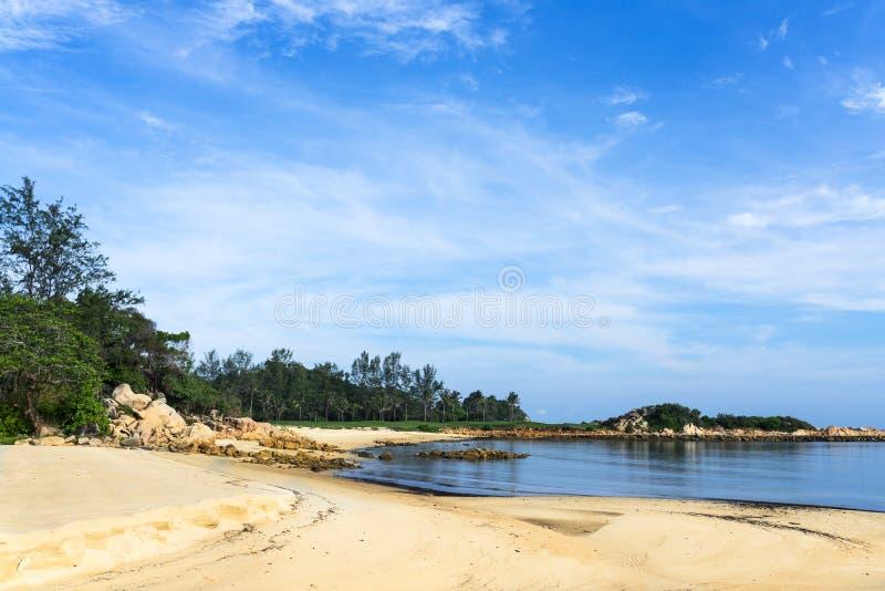 Sandy Beach image stock