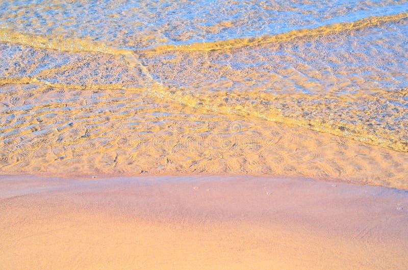 Sandy Beach photographie stock libre de droits