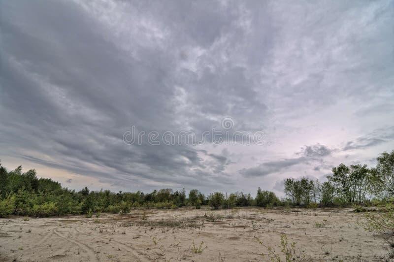 Sandy Beach foto de archivo