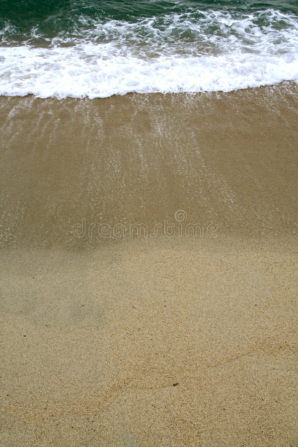 Sandy Beach royalty free stock images