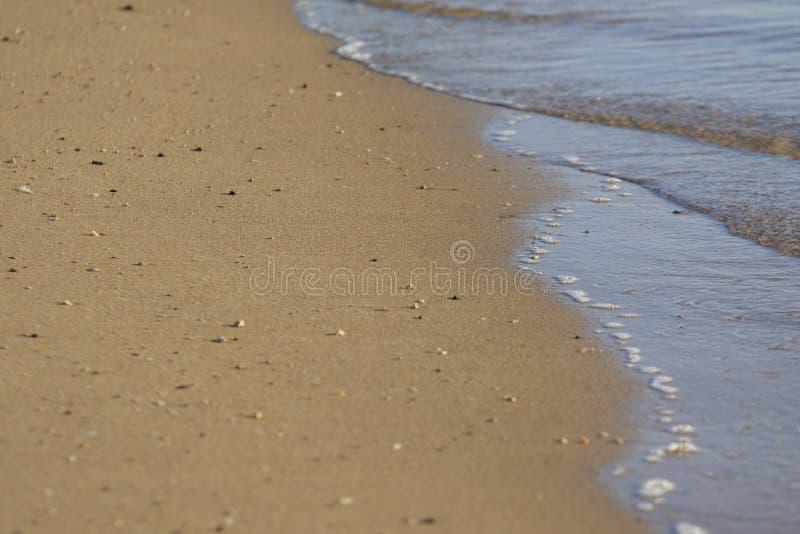 Sandy Beach photos libres de droits