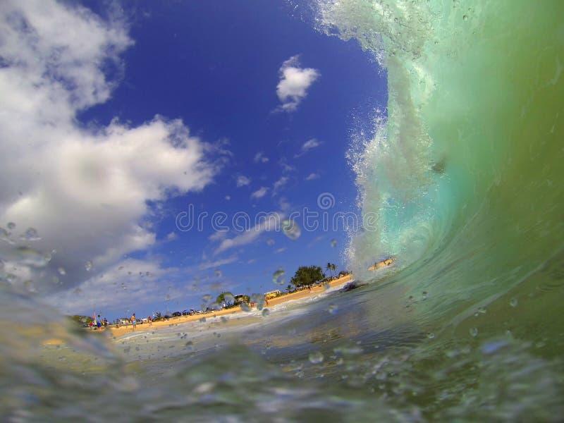 Download Sandy Beach Waves Hawaii stock photo. Image of waves - 36427796
