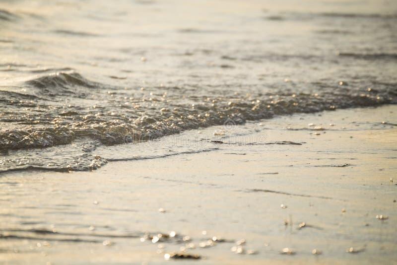 Sandy Beaches fotografia stock