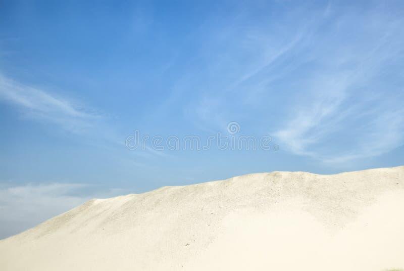 Sandy horizon