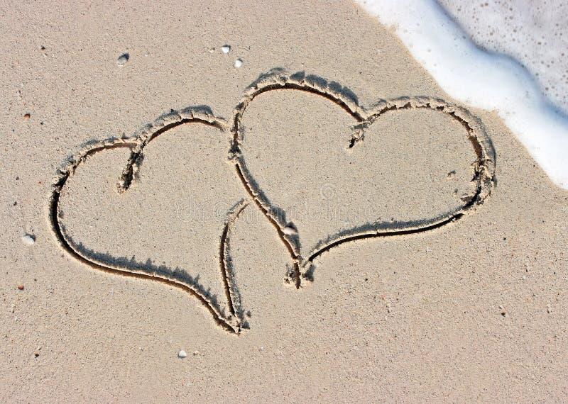 Sandy-Innere lizenzfreies stockbild