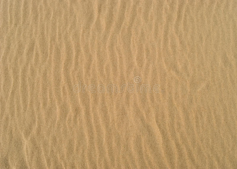 Download Sandy surface stock image. Image of background, waves - 15595591