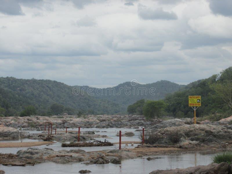 Sangama photo libre de droits