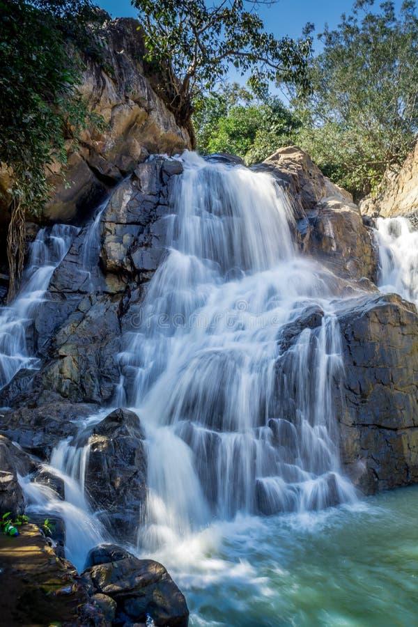 Sanghagra Waterfall, keonjhar district, Odisha. Sanghagra , a small waterfall in Keonjhar district, Odisha stock photography