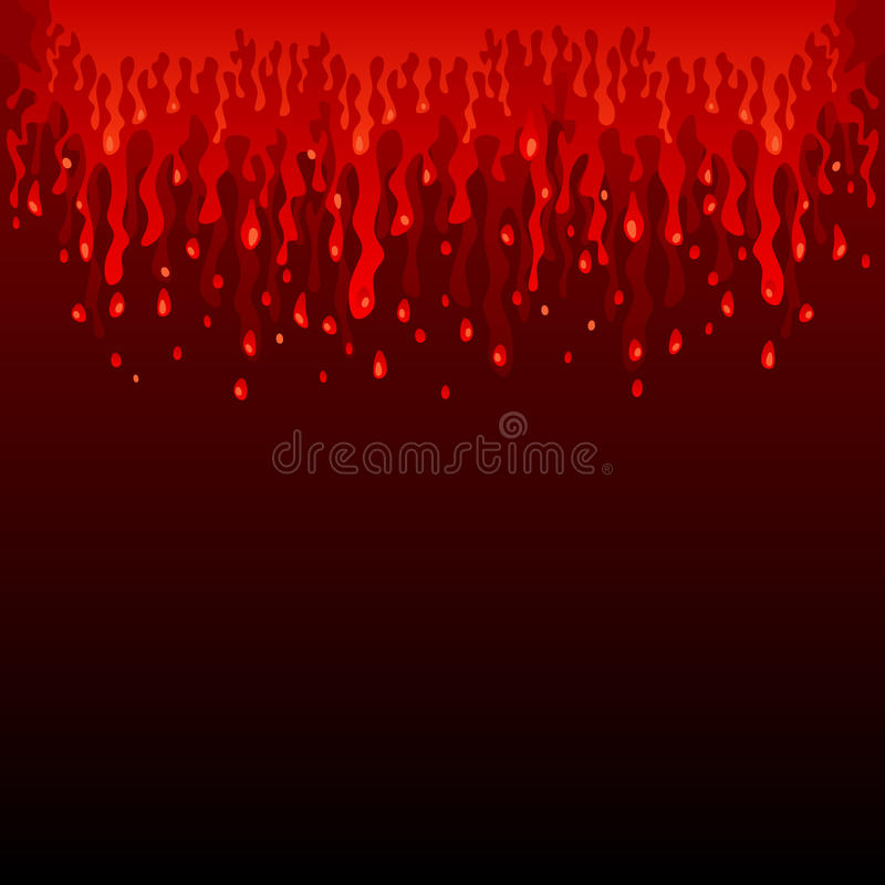 Sangre que fluye libre illustration