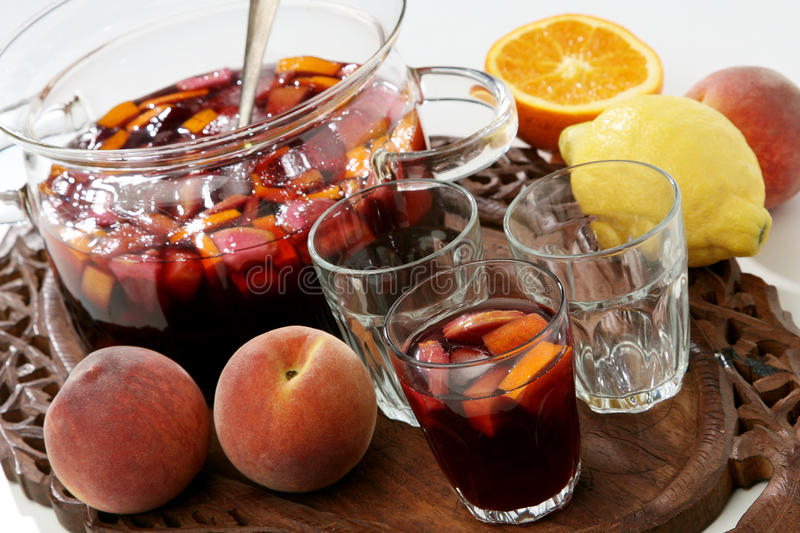 Download Sangria stock photo. Image of fruit, delicious, vine - 14734600