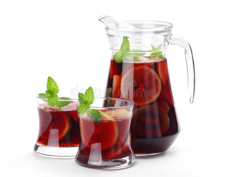 Download Sangria stock image. Image of portion, frozen, martini - 20482241