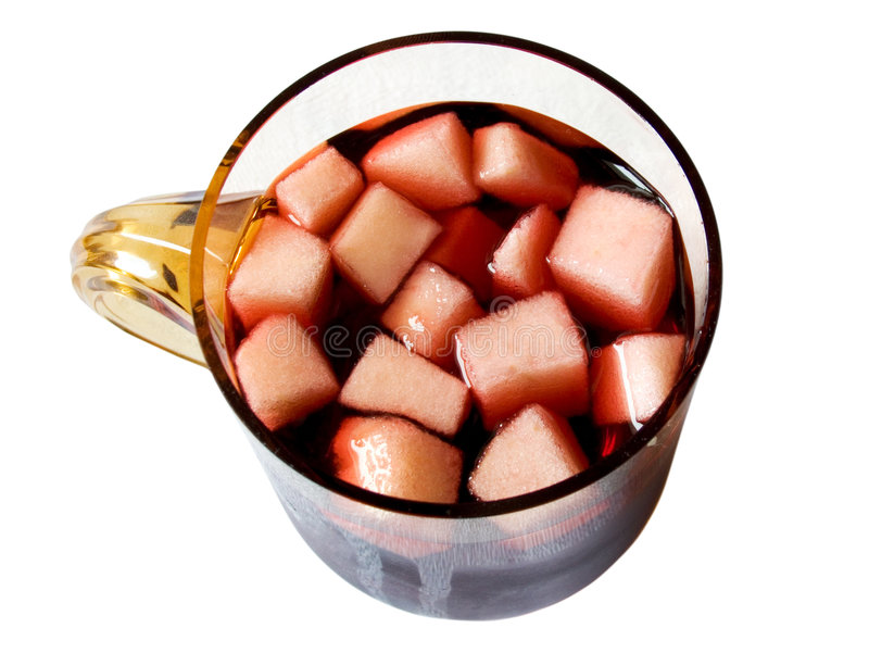 Sangria de vin photographie stock libre de droits