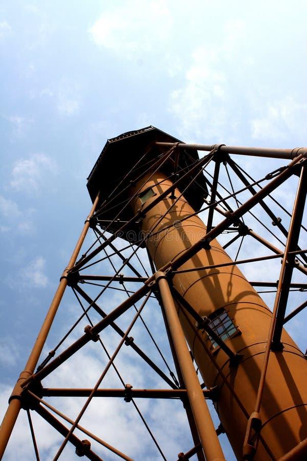 sanibel маяка острова стоковая фотография rf