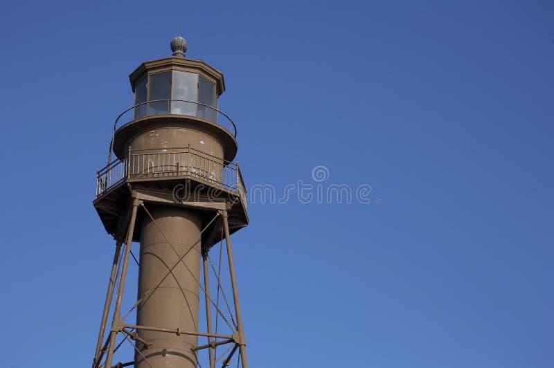 Sanibel Inselleuchtturm stockbild