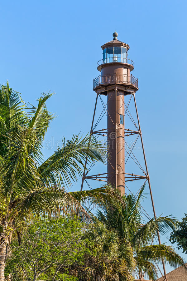 Download Sanibel Island Light Stock Image. Image Of Florida, Trees    52599507