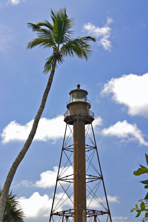 Download Sanibel Lighhouse Stock Photo - Image: 1718830