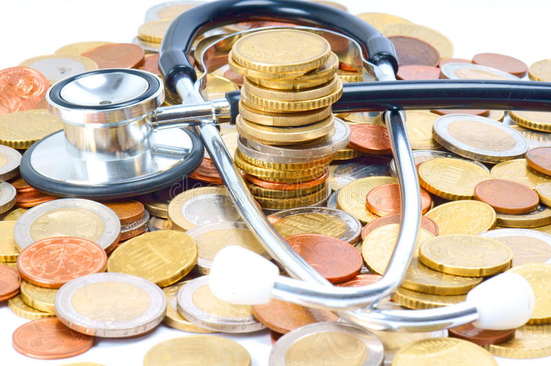 Sanità immagine stock