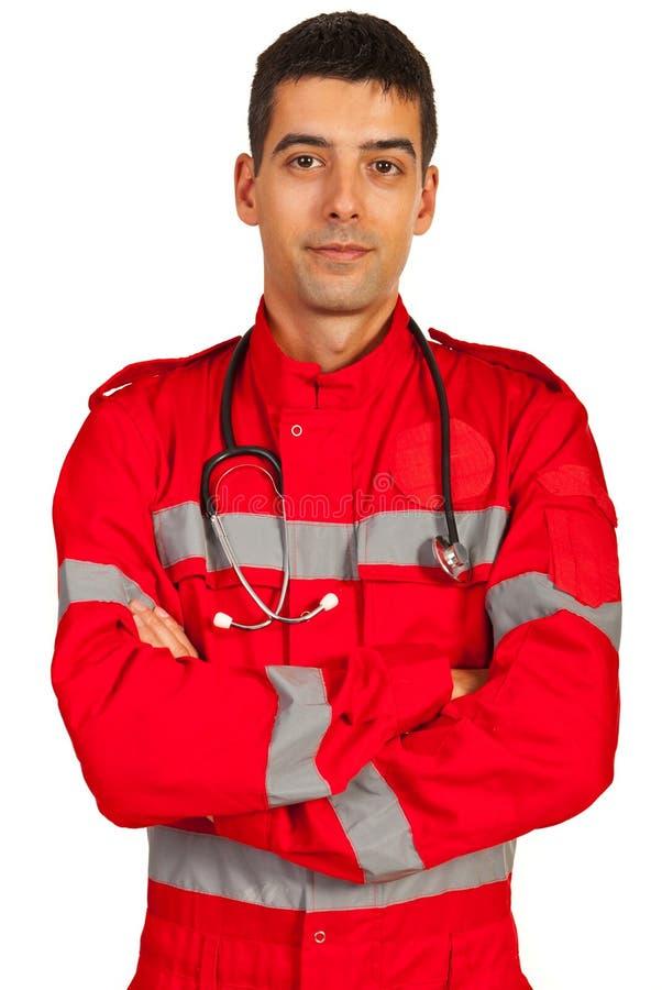 Sanitäter lizenzfreies stockfoto