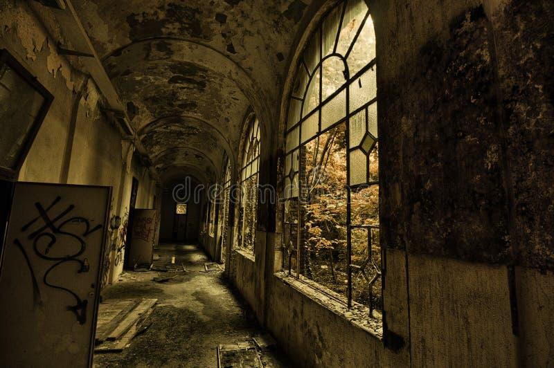 sanitarium imagens de stock