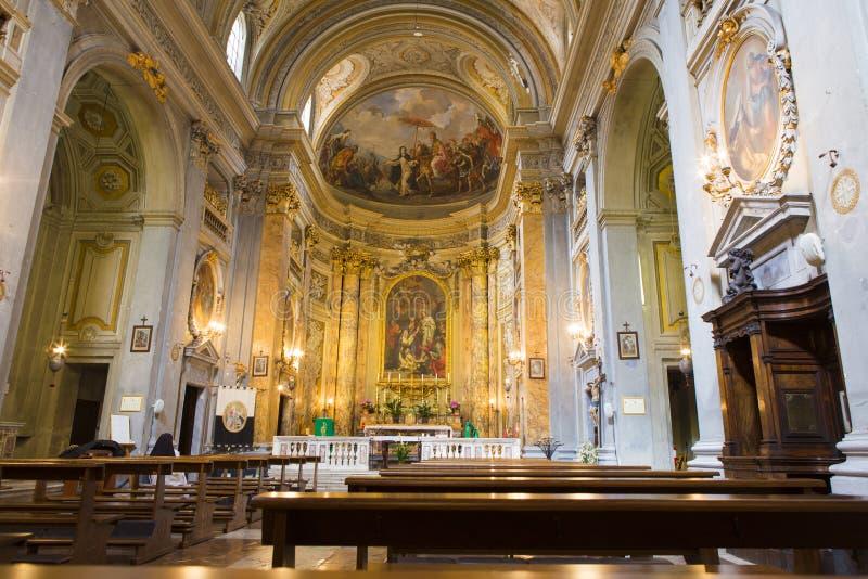 Sankt caterina DA Siena lizenzfreie stockbilder