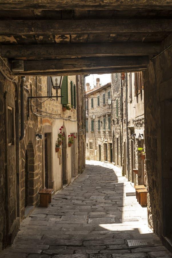 Sankt Fiora (Toskana) stockbild