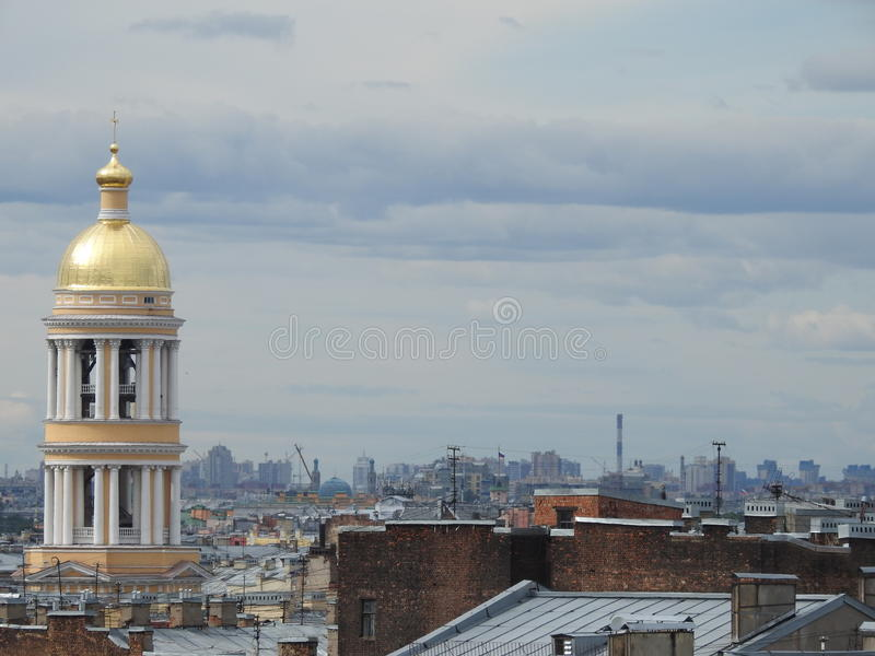 Sankt-Peterburg stockfoto