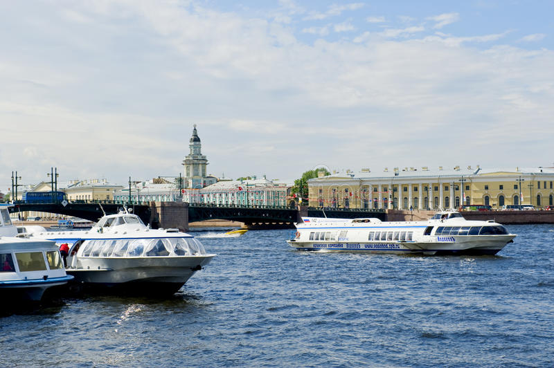 Sankt Petersburg royalty free stock image