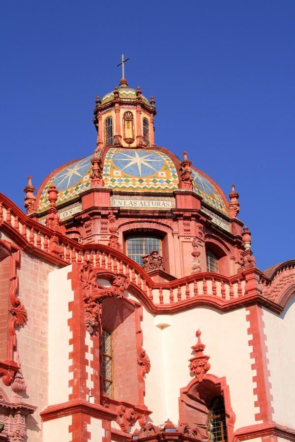 Sankt prisca Kathedrale lizenzfreie stockfotos