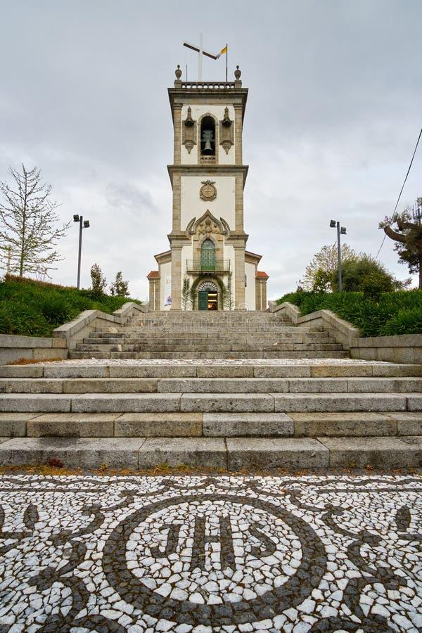 Sankt Quitéria Felgueiras lizenzfreies stockfoto