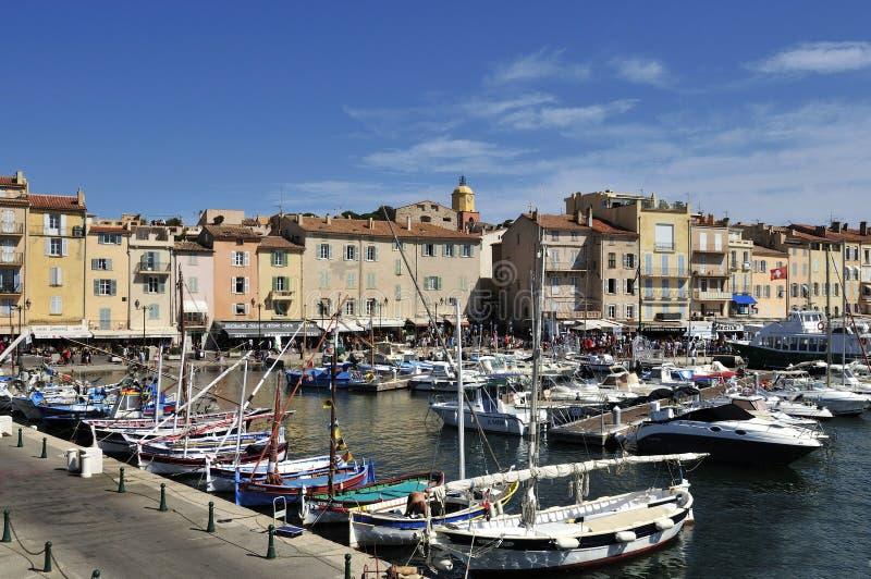 Sankt Tropez immagine stock libera da diritti
